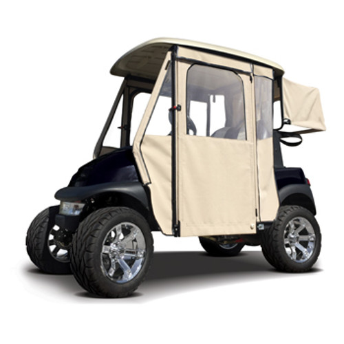 E-Z-GO RXV Linen Sunbrella Door Max Enclosure (Fits 2008-Up)