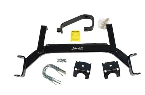 "Jake's E-Z-GO TXT Gas 5"" Axle Lift Kit (Fits 2001.5-2009) (6204) Golf Cart Lift Kit"