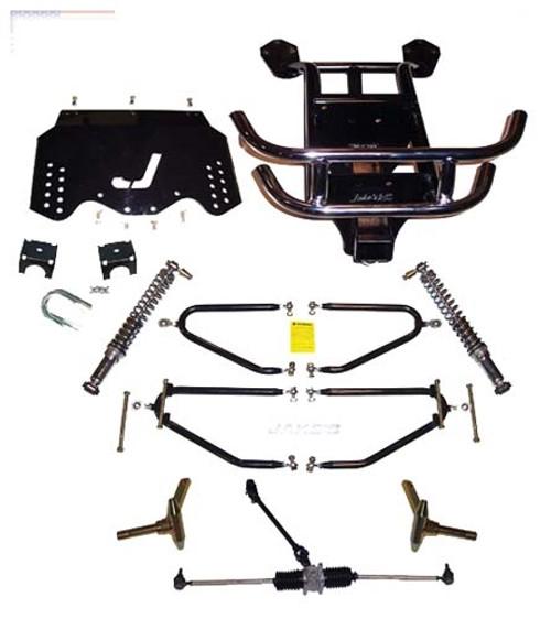 Jake's E-Z-GO Medalist / TXT Gas Long Travel Kit (Fits 1994.5-2001.5) (6210)  Golf Cart Lift Kit