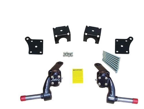 "Jake's 3"" E-Z-GO Medalist / TXT Electric Spindle Lift Kit (Fits 1994.5-2001.5)"
