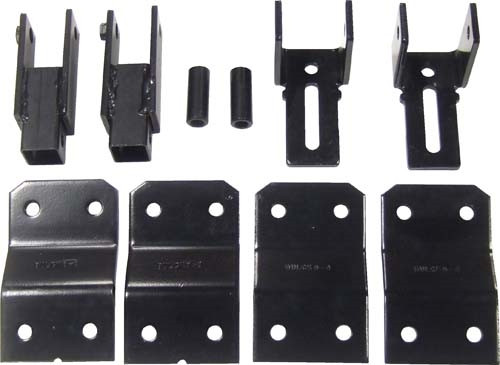 Yamaha 4'' Block Lift Kit (Models G2/G9) (28907) Golf Cart Lift Kit