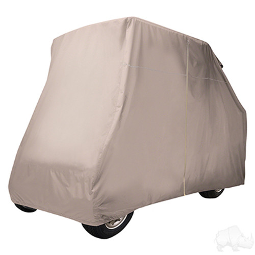 Storage Cove for Carts with Rear Seats, Nylon