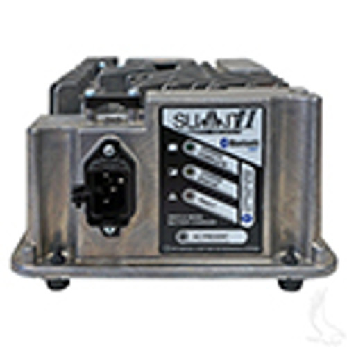 Lester Summit Series II, 36-48V Auto Ranging Voltage 13-27A , Crowsfoot Battery Charger