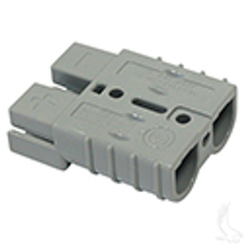 SB50 Charger Plug w/ Two 6 gauge Tips, Cart Side
