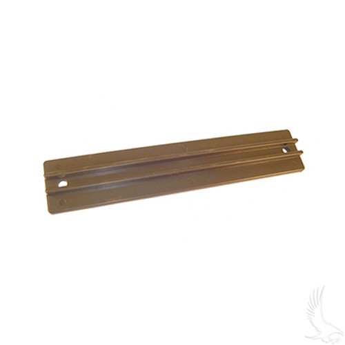 """Club Car DS Electric 00+, 12"""" Battery Hold Down Plate"""