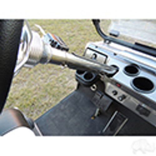 Club Car DS 85+ Stainless Steel Steering Column Cover