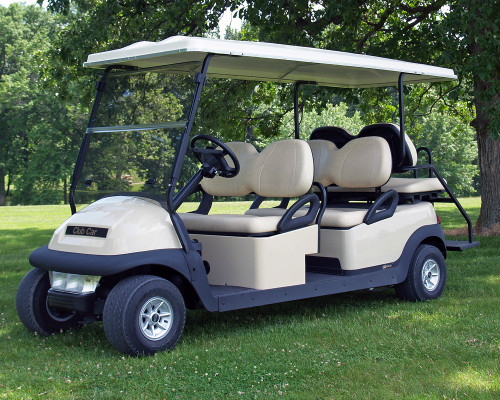 Club Car 6 Seat Bolt On Limo Stretch Kit Electric (Cart Not Included)