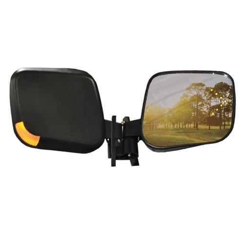 Side Mirrors with LED Blinker