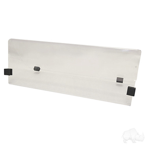EZ-GO Medalist/TXT 95-13 Clear Acrylic Split Windshield