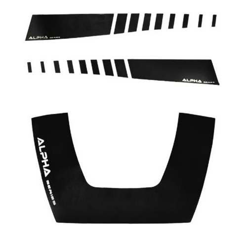 Alpha Series Graphic Set for CC Precedent (Black)