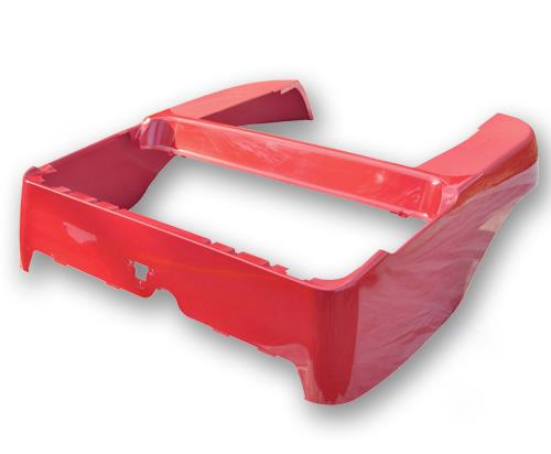 RED OEM REAR BODY FOR PRECEDENT