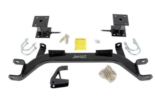 "Golf Cart Jake's 4"" Drop Axle Lift Kit, EZ-GO Marathon Electric 89-94.5"