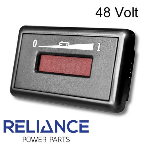 RELIANCE 48V DIGITAL CHARGE METER