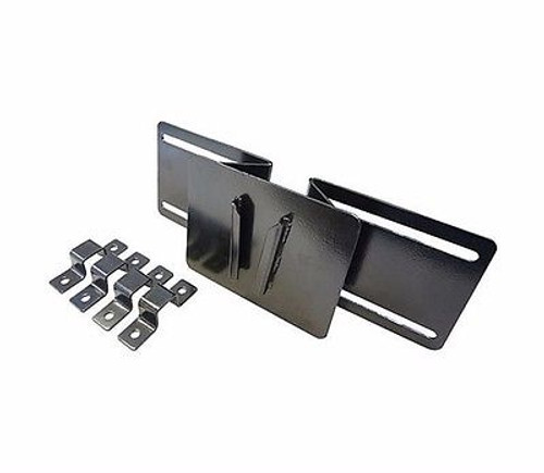 Driver Side Cooler Mounting Brackets for Club Car DS Golf Cart