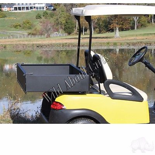 Club Car Precedent Heavy Duty Steel Utility Box Kit for Club Car Golf Cart