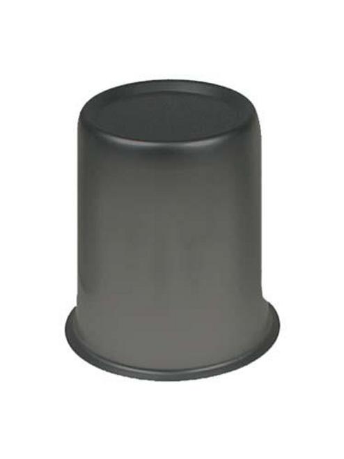 """CENTER CAP, 2.65"""" SATIN BLACK"""