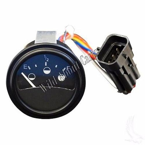 Golf Cart 48V Round Charge Meter for EZGO RXV / E-Z-GO / EZ-GO