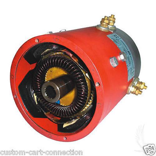 EZGO 36/ 48 Volt Electric DCS/PDS Golf Cart 8.4 Peak HP High Speed Admiral Motor