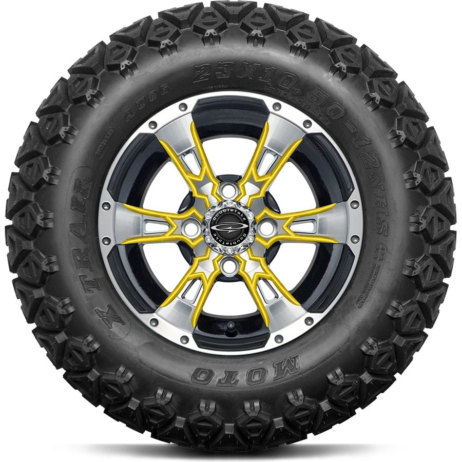 DoubleTake Wicked 57 Machined Black All Terrain