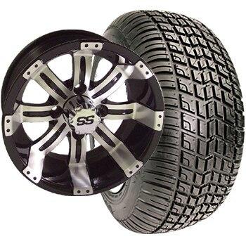 "10"" Wheels & Tires"