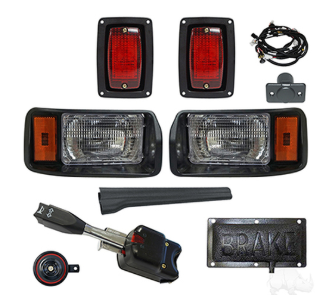 Street Legal Light Kits