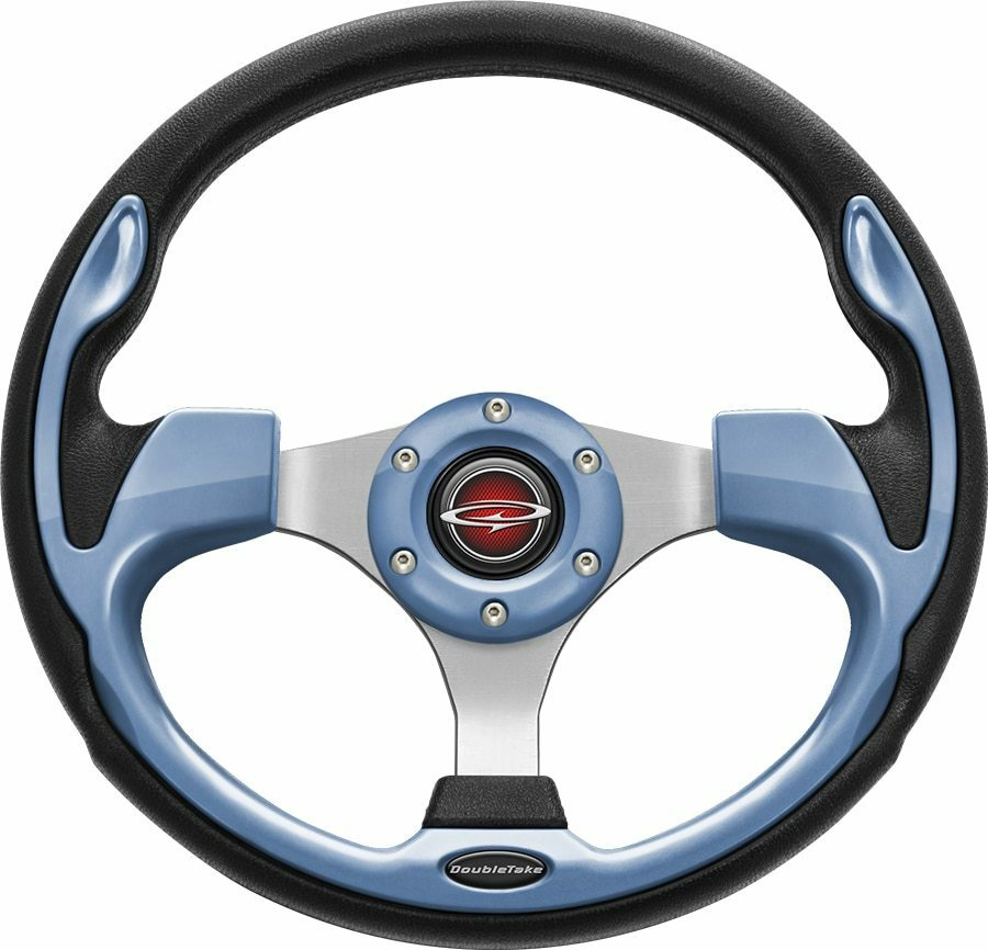 DoubleTake Golf Car Steering Wheels