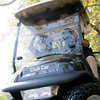 CLUB CAR PRECEDENT WINDSHIELDS