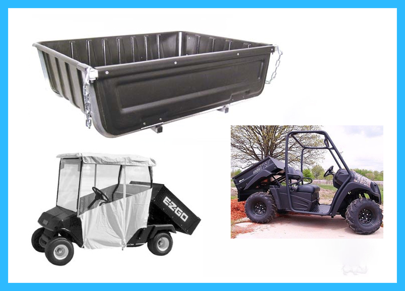 Dump Beds, Cargo Boxes & Tools