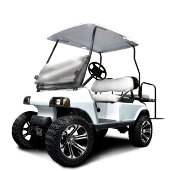Club Car DS Lift Kit