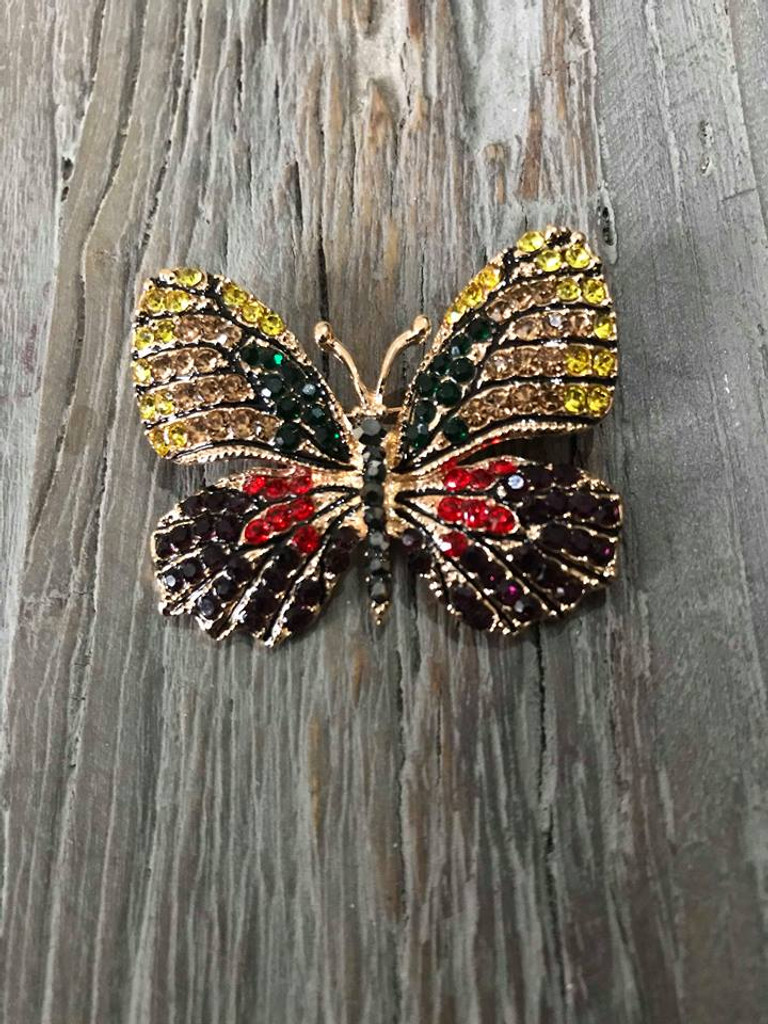 Brooch - Bettie Butterfly
