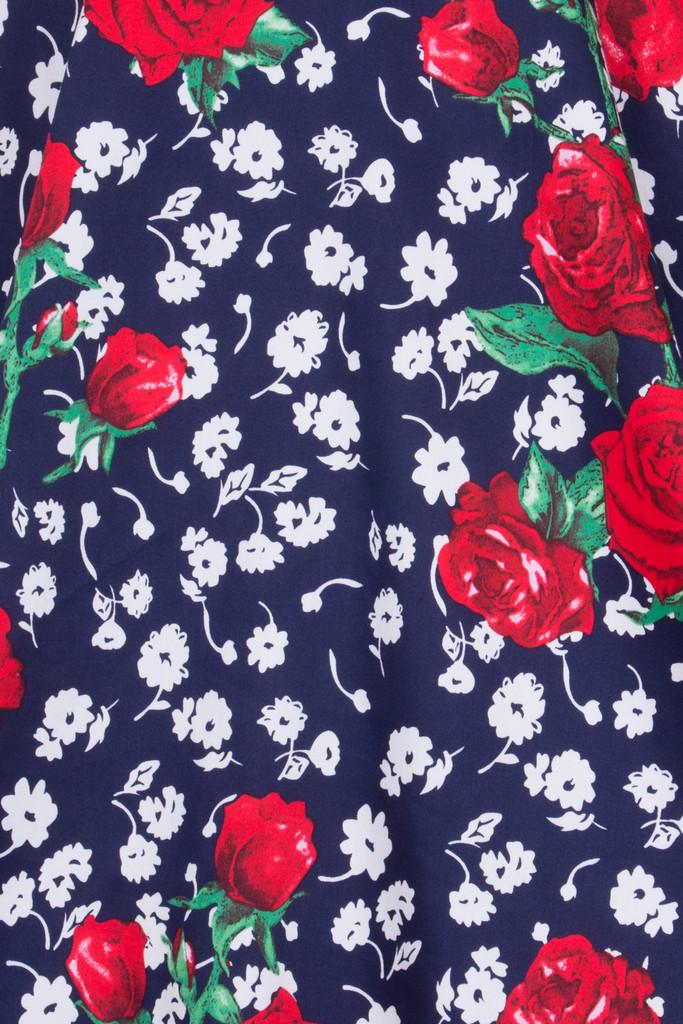 Vintage Style Dress - Sierra