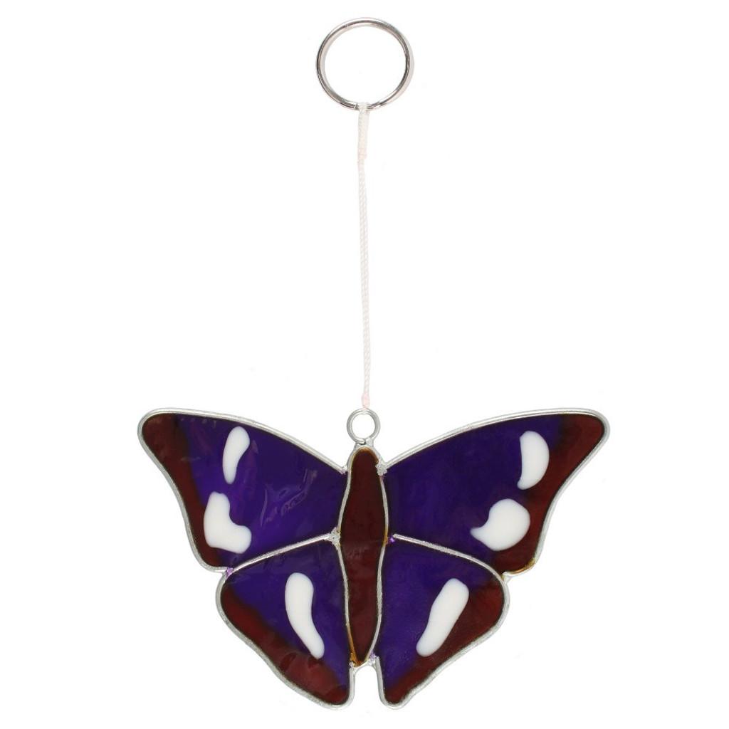 Butterfly Suncatcher - Purple Emperor