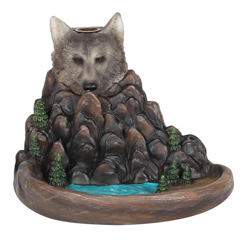 Backflow Burner - Grey Wolf Mountain