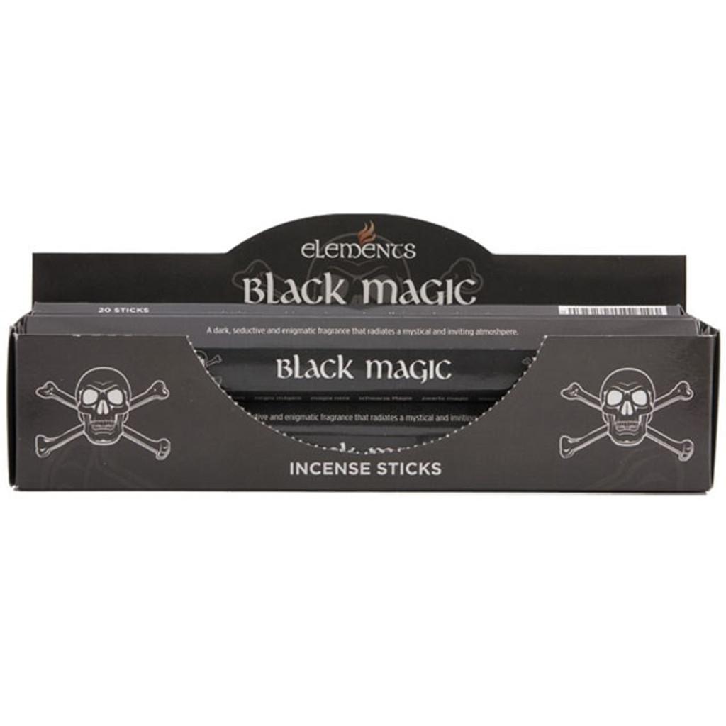 20 x Black Magic Opium Fragrance Incense Sticks for Home Fragrance