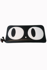 Heart of Gold Large Eyes  Purse