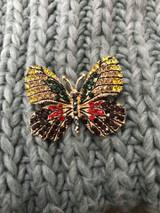 Brooch - Bettie Butterfly