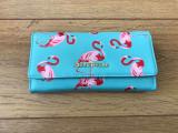 Clutch Bag - Flamingo