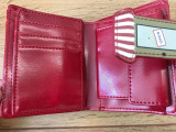 Vintage Bakery Small Purse - Red