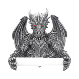Dragon Toilet Roll Holder