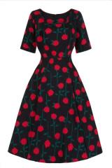 Collectif Amber Rose Swing Dress