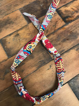 Russian Doll Skeleton wired hairband