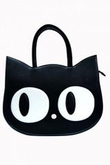 Heart of Gold Kitty Shaped Handbag