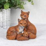 Fox Family Ornament