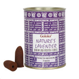 Back Flow Incense Cones - Lavender