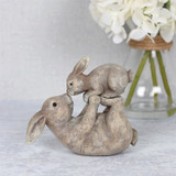 Bunny Baby Hugs Ornament