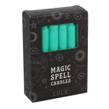 Spell Candles - Green Candles For Luck