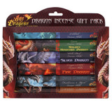 Dragon INCENSE STICK GIFT PACK BY ANNE STOKES