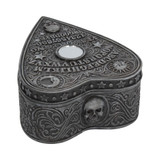 Spirit Board Trinket Box with Beautiful Carvings