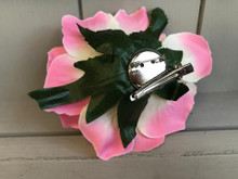 Pin Up Hair Roses - Peach