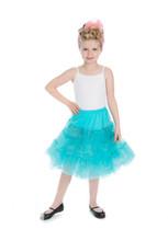 Children's Petticoat - Blue